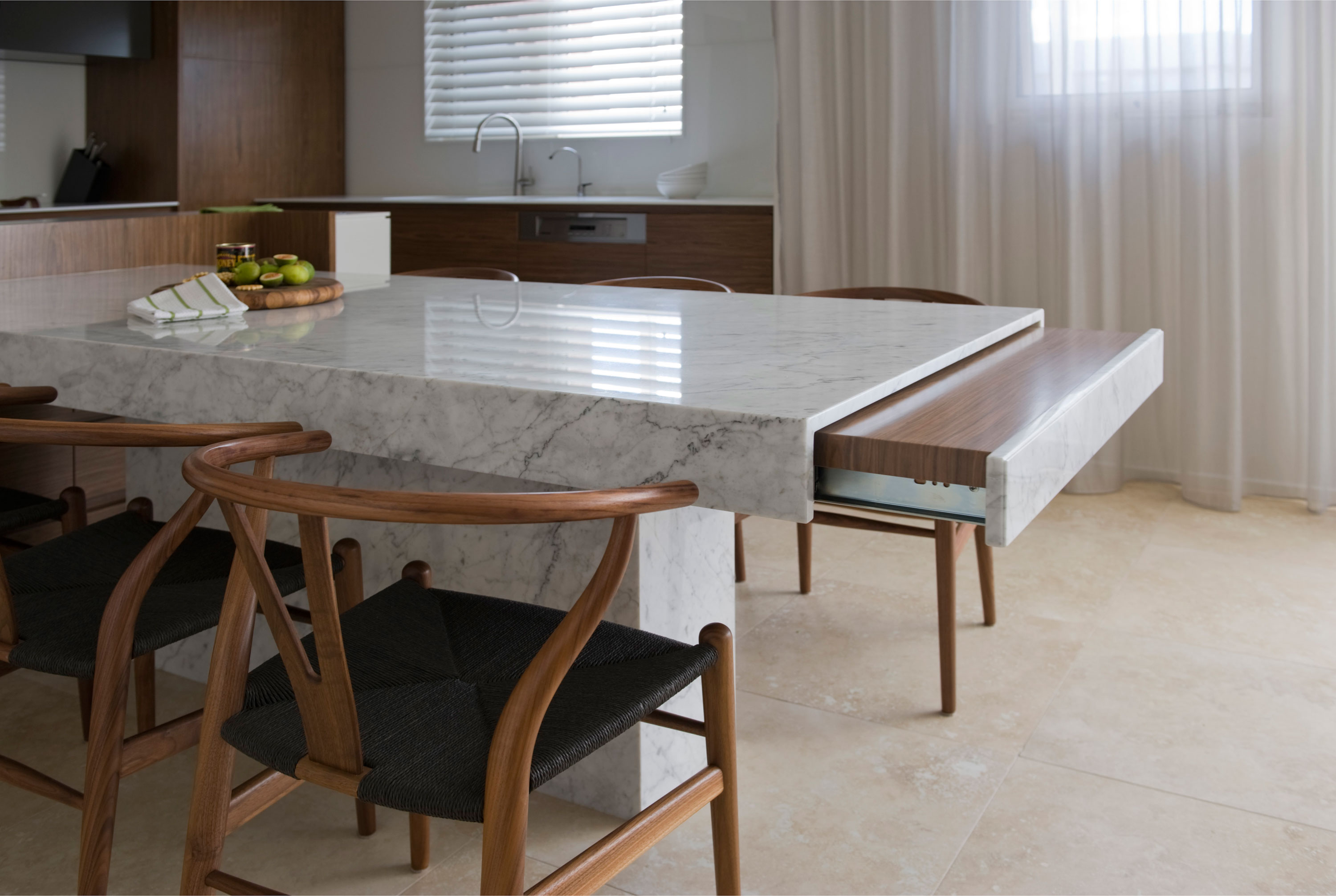 Image of: granite dining table tops