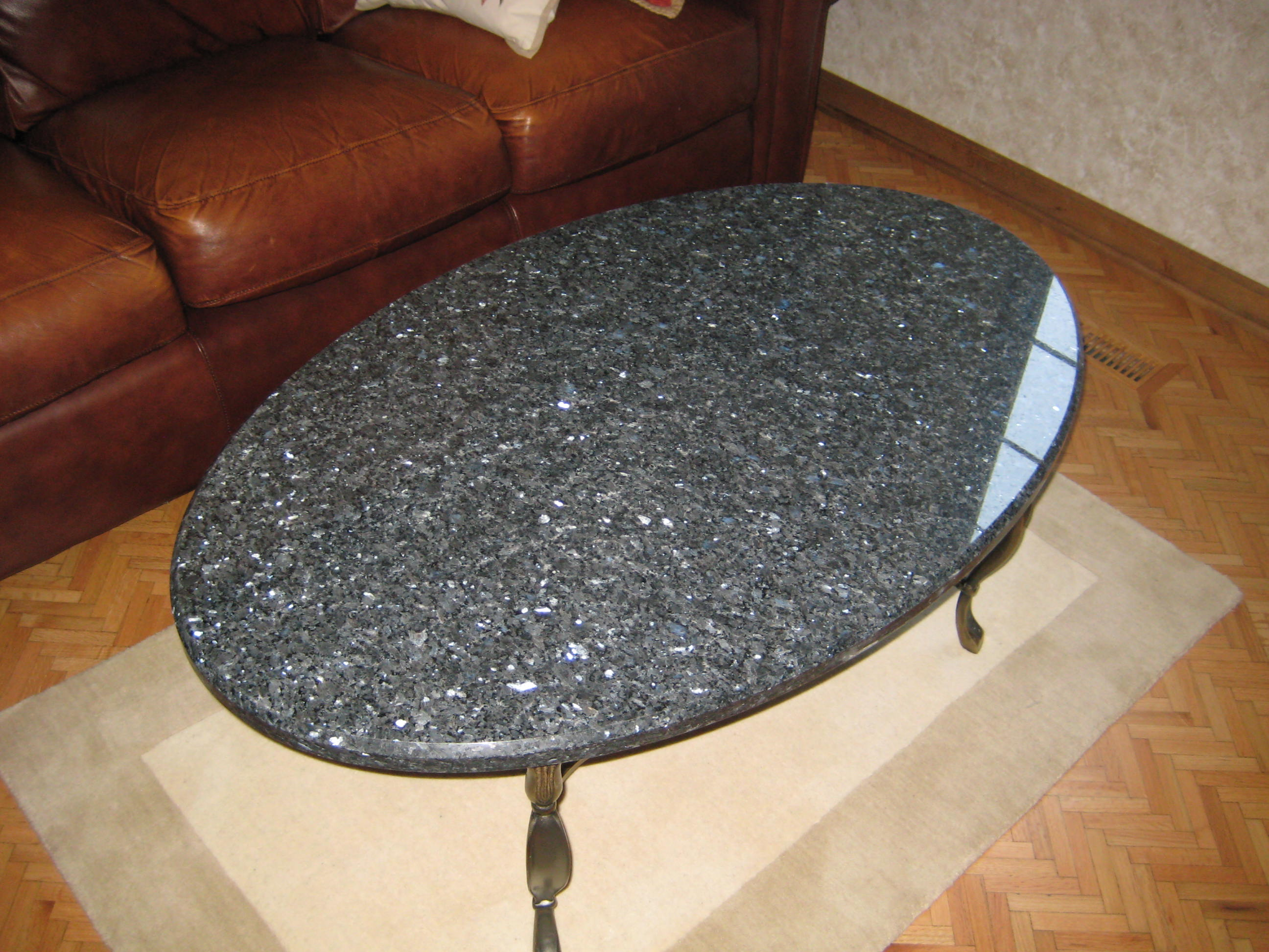 granite top dining tables