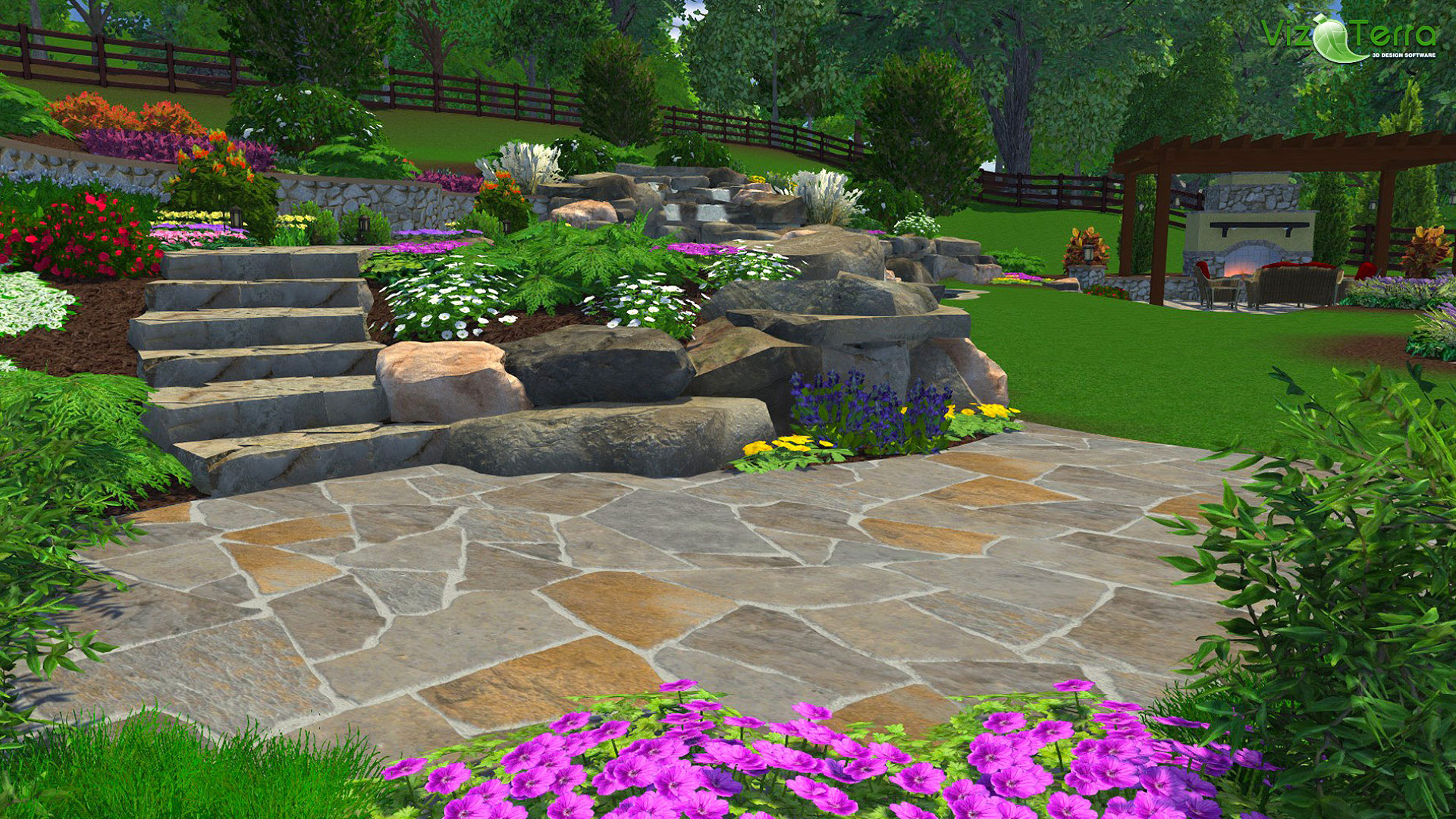 Image of: hardscape design software free