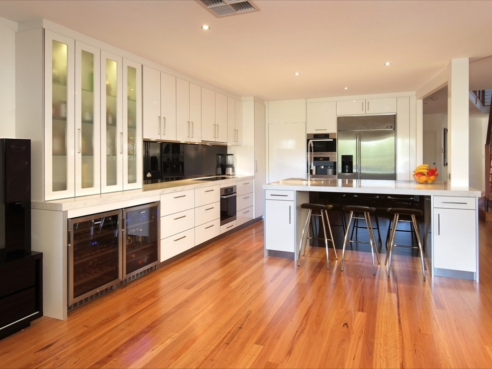 Image of: high end kitchens brisbane