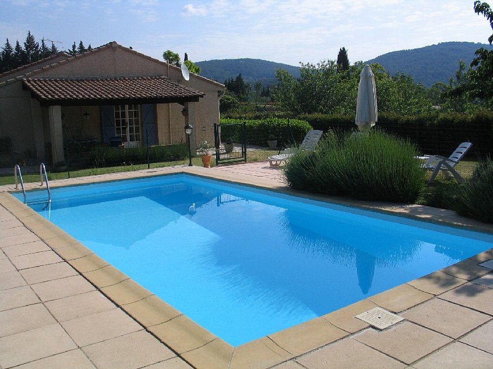 Image of: inground pools designs