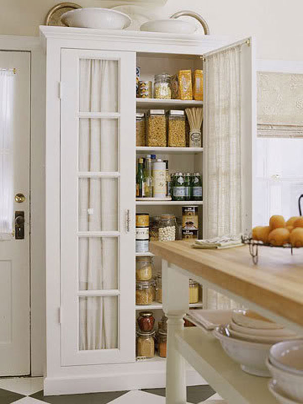Image of: kitchen pantry cabinet furniture