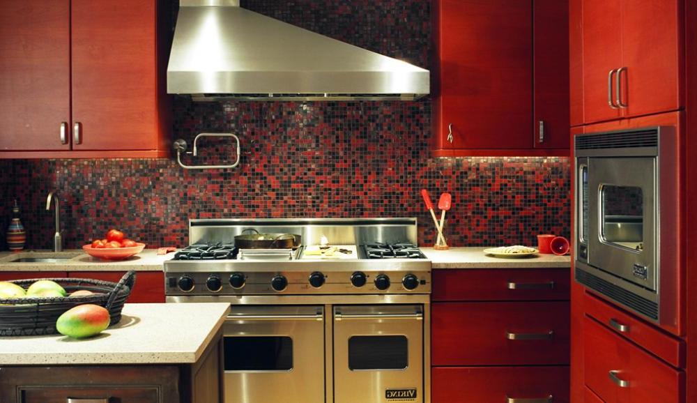 Image of: kitchen tiles color and design