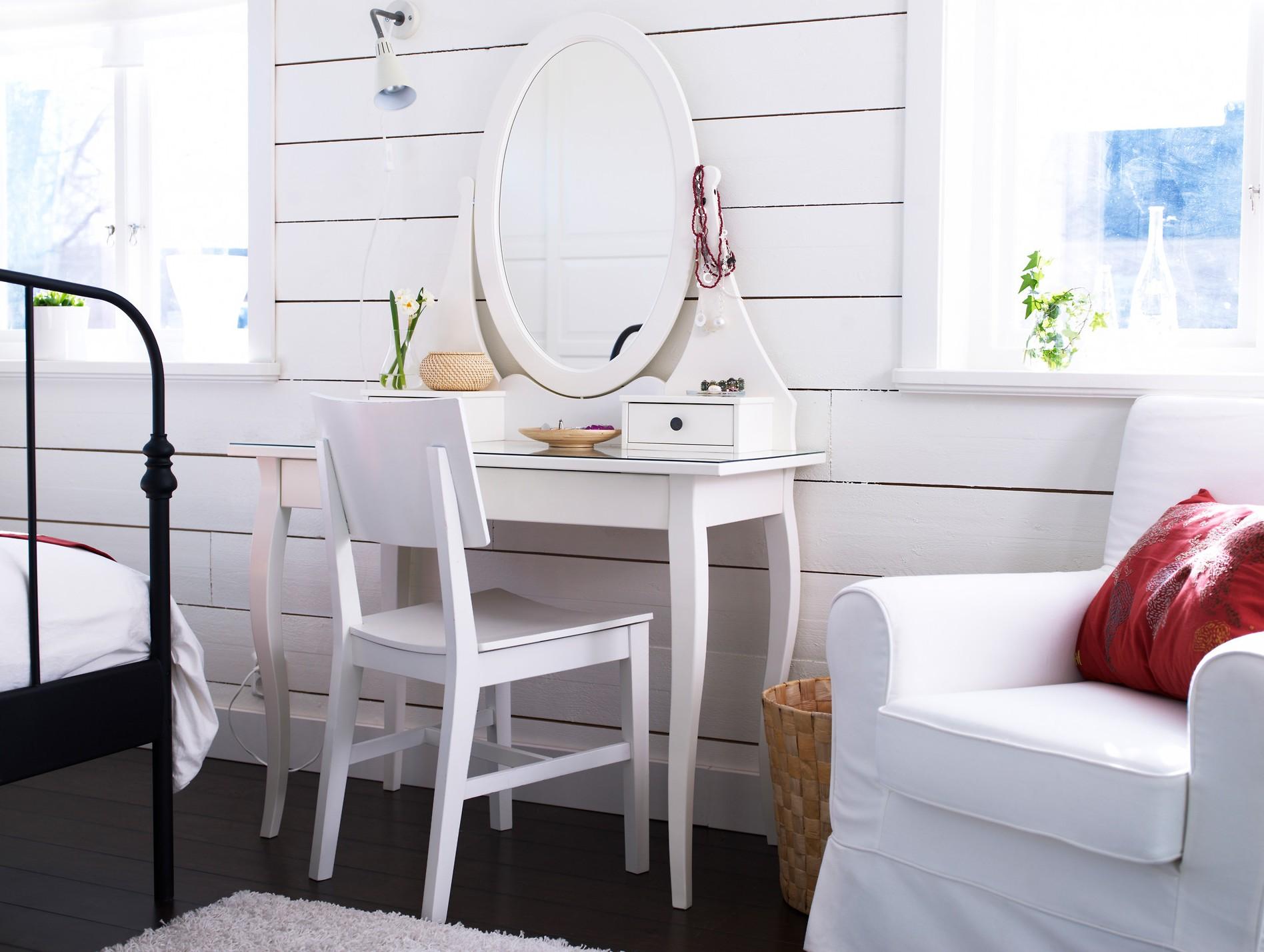 Image of: ladies vanity dressing table