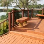 outdoor deck bench designs