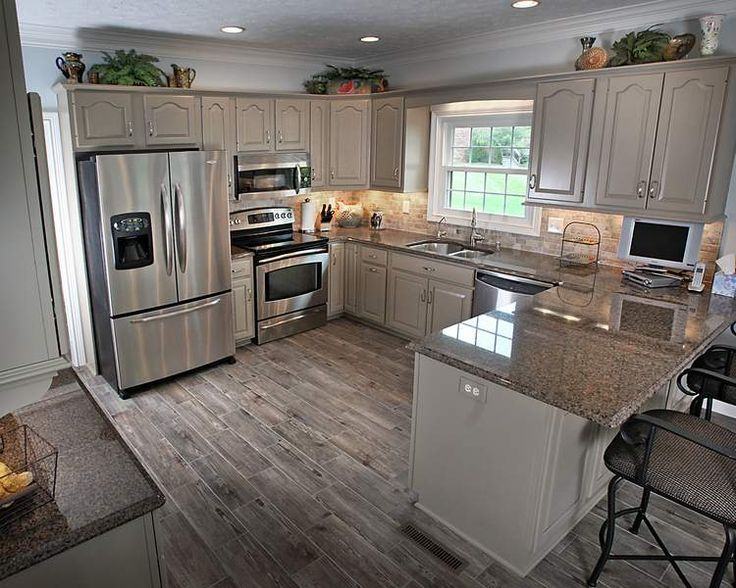Image of: realistic budget kitchen remodel