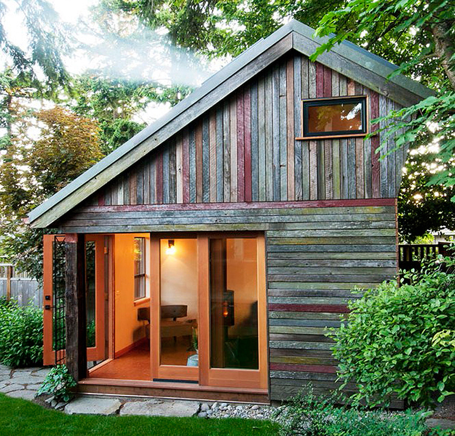 small cabin building ideas