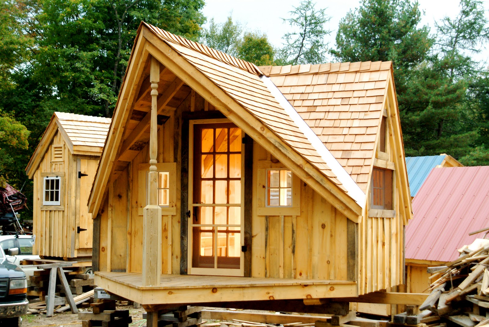 small cabin plans and prices