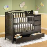 stokke crib and changing table
