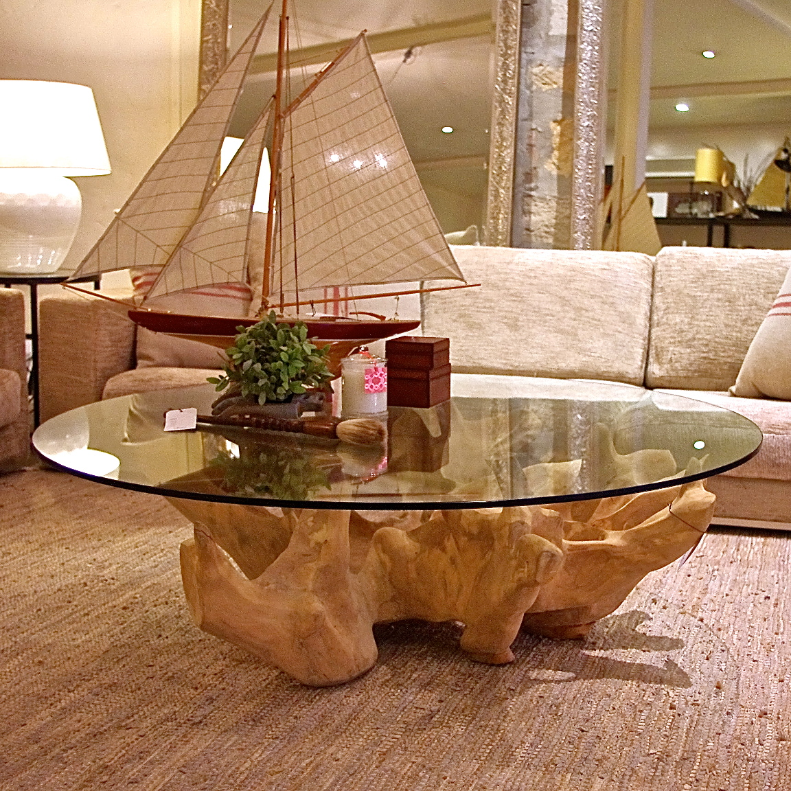 Image of: trunk coffee tables