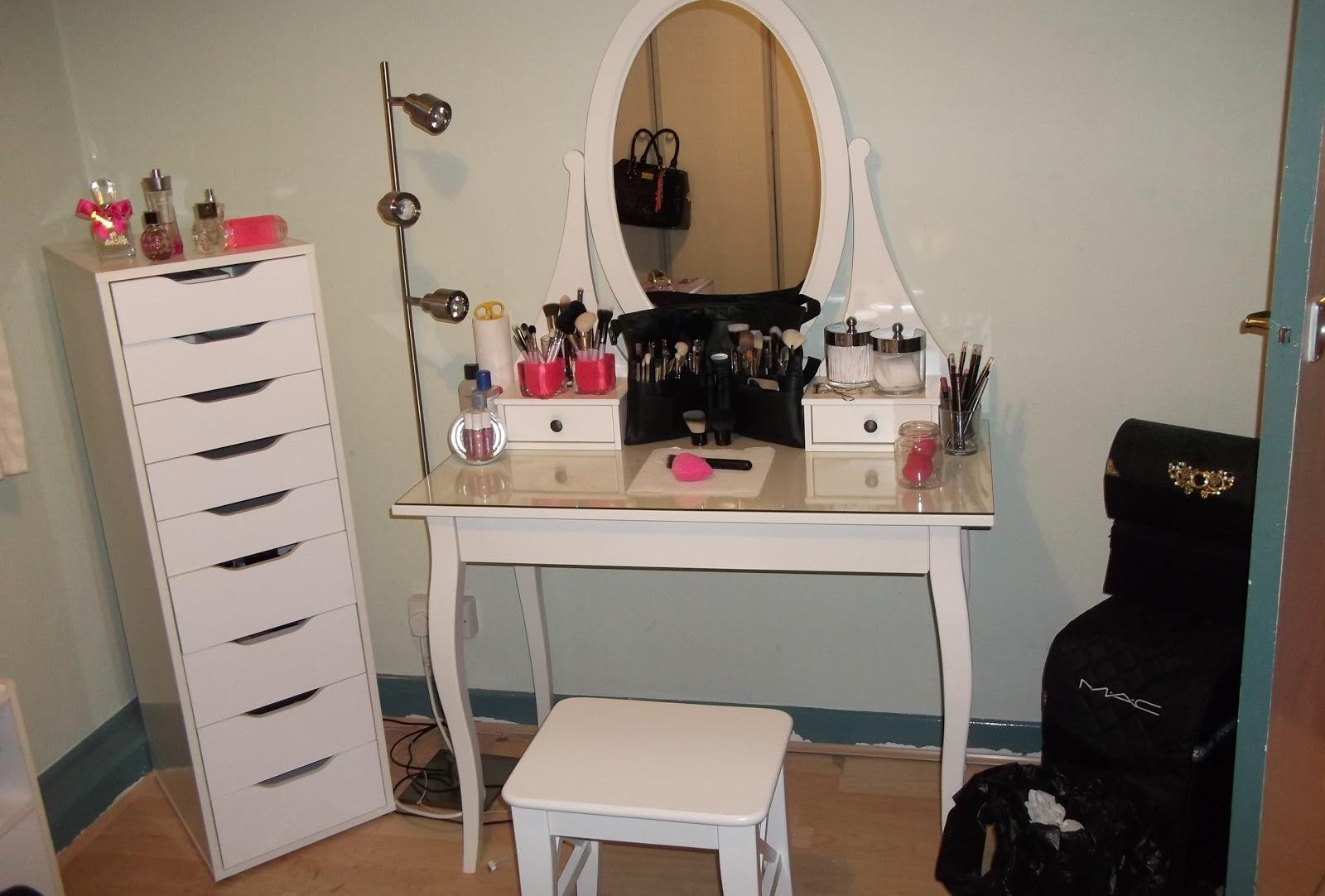 Image of: vanity dressing table mirror