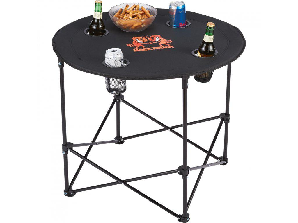 Image of: 24 X 48 Tailgate Table