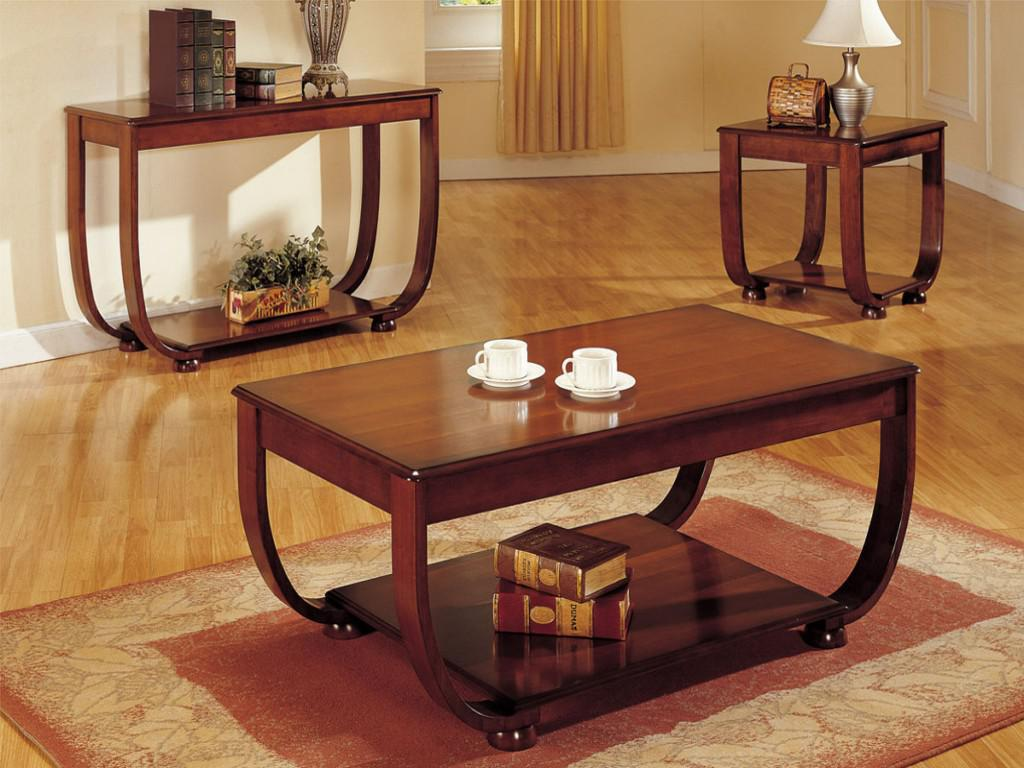 Image of: Pictures Of Coffee Table Designs