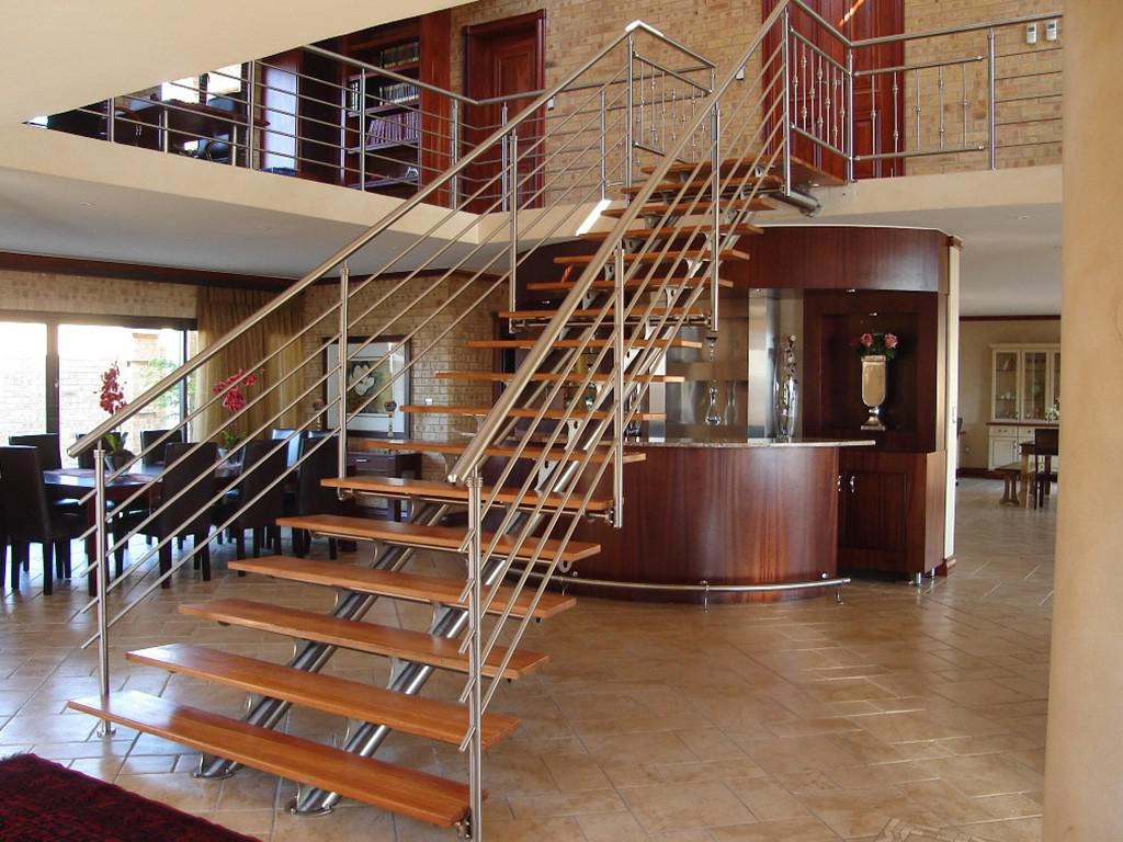 Image of: Stair Design Exterior