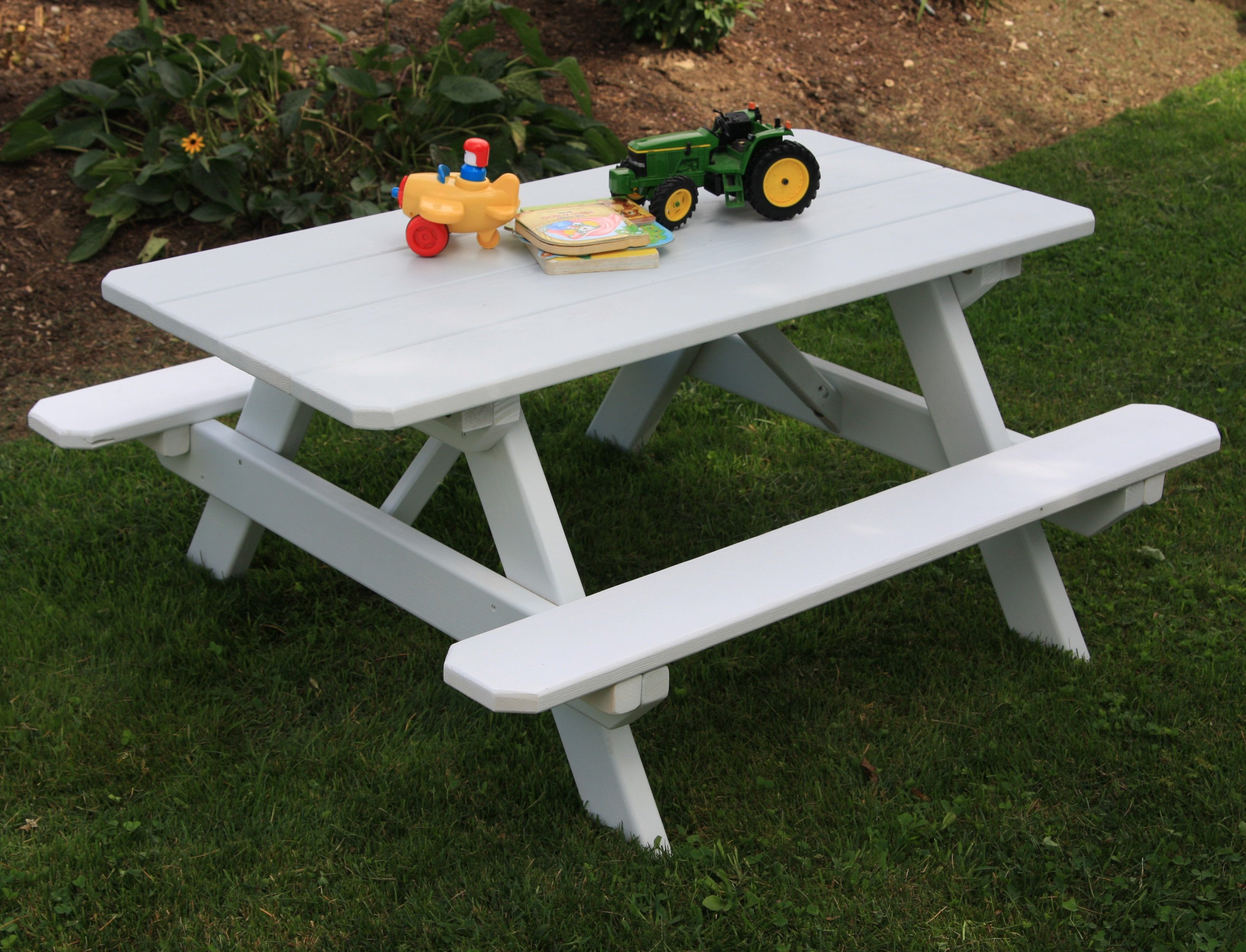ana white toddler picnic table