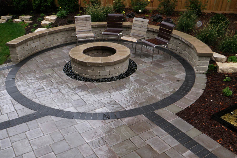 Backyard Paver Patio Designs Icmt Set All About Choosing Paver