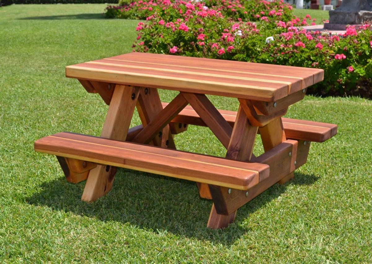 best toddler picnic table