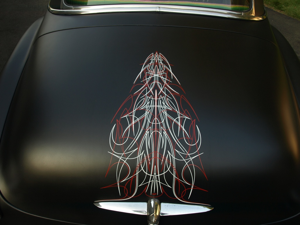 Image of: car pinstripe designs