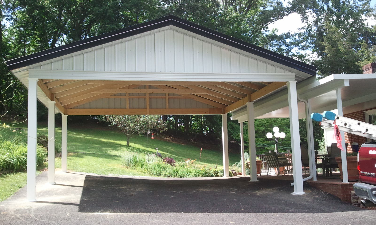 Image of: carport design ideas