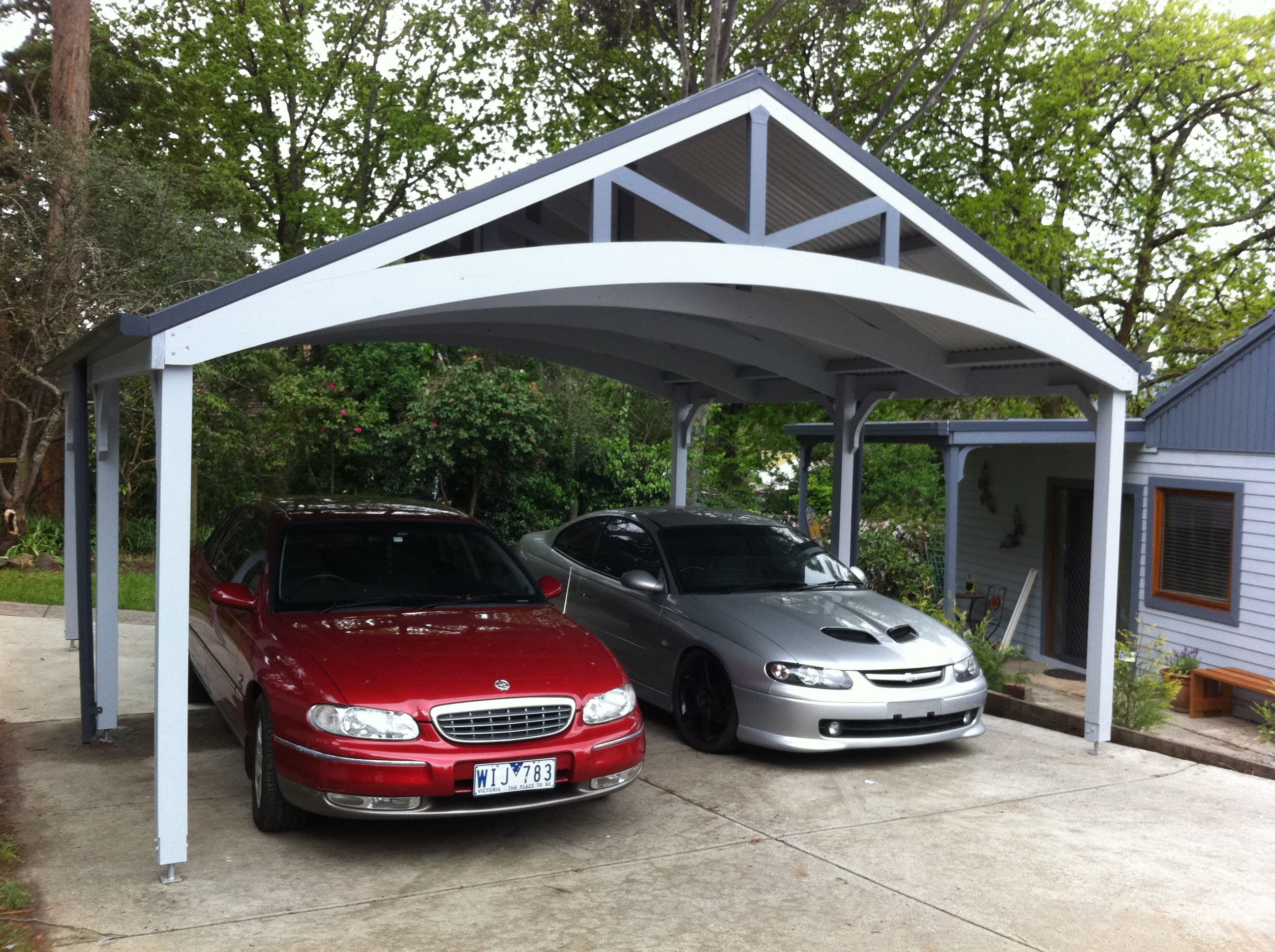Image of: carport designs pictures