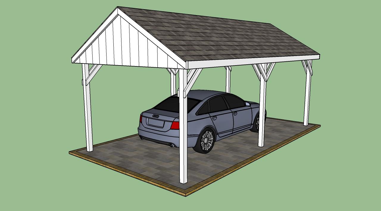 Image of: carport designs plans