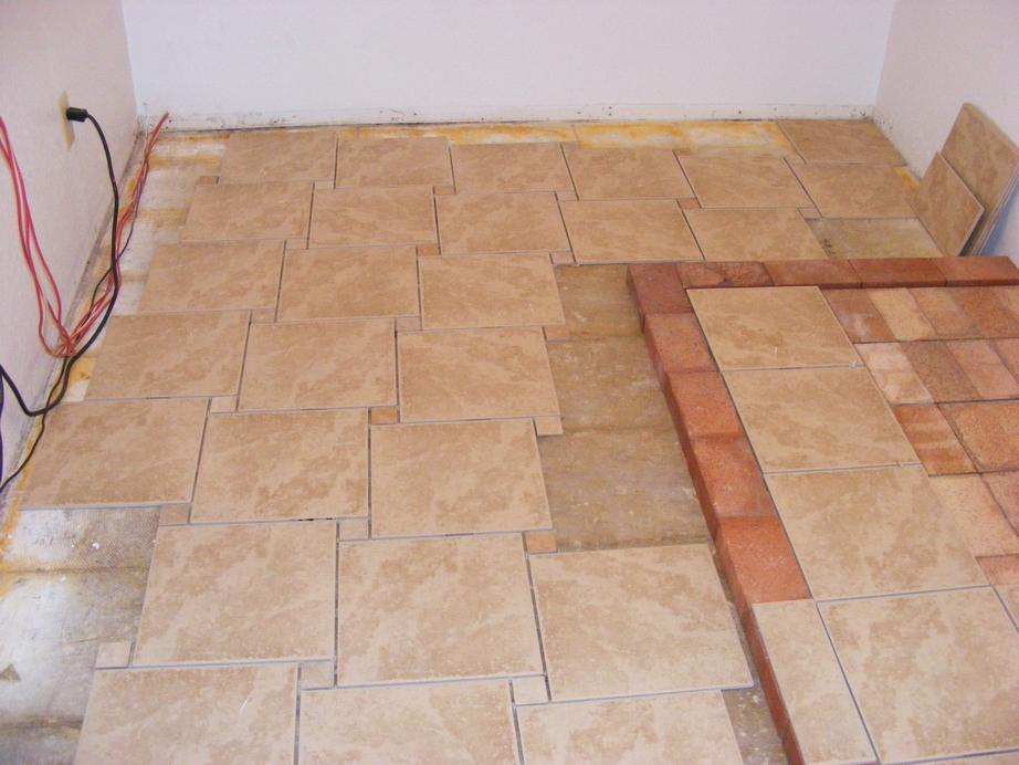 Image of: ceramic tile design layouts
