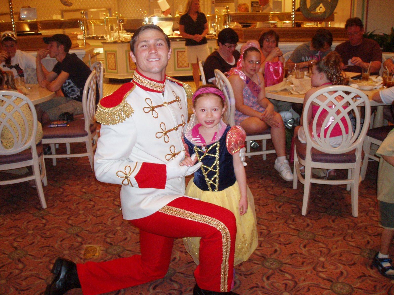 Image of: cinderella's royal table anniversary