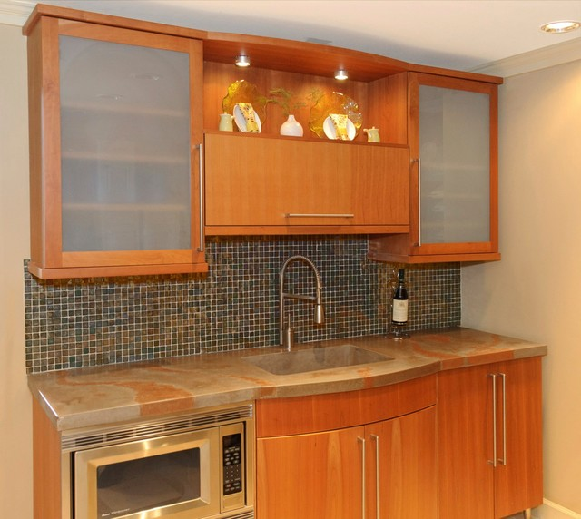Image of: concrete kitchen countertops houzz