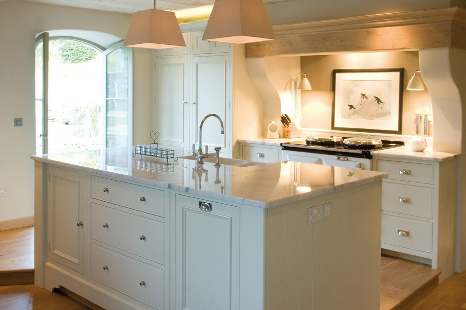 Image of: country kitchens blackrock