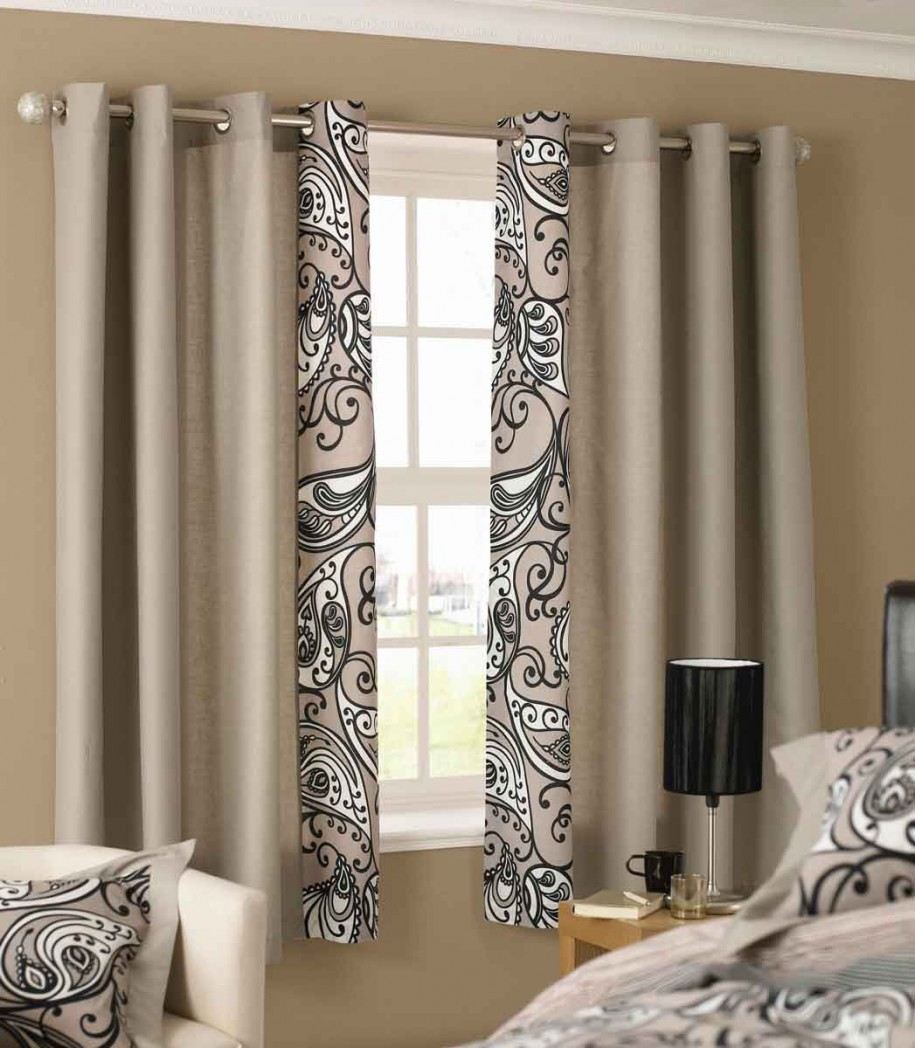 Image of: curtain designs and images