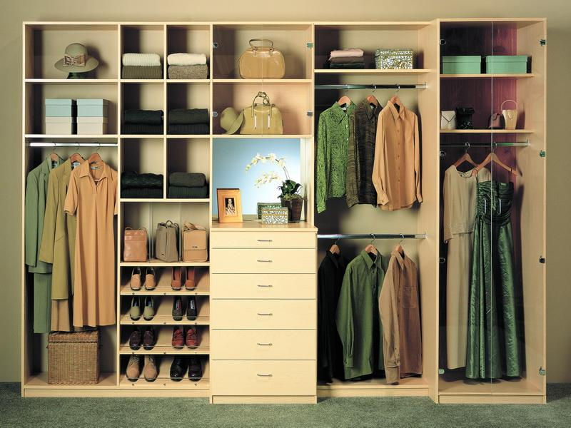 Image of: custom closet design costs