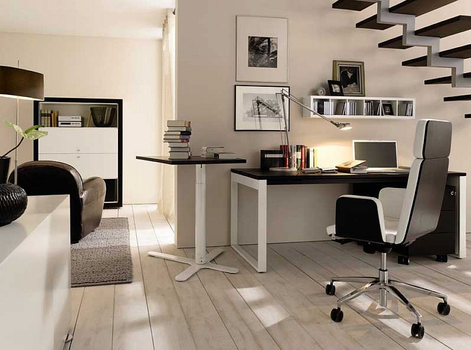 Image of: decor ideas for office