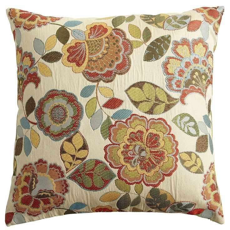 Image of: decorative pillows at pier one