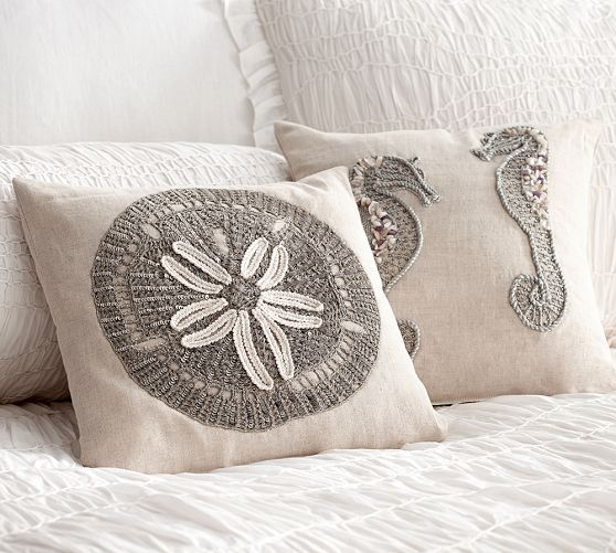Image of: decorative pillows pottery barn