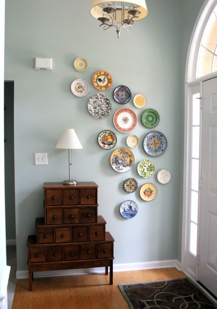 Image of: diy wall art ideas photos