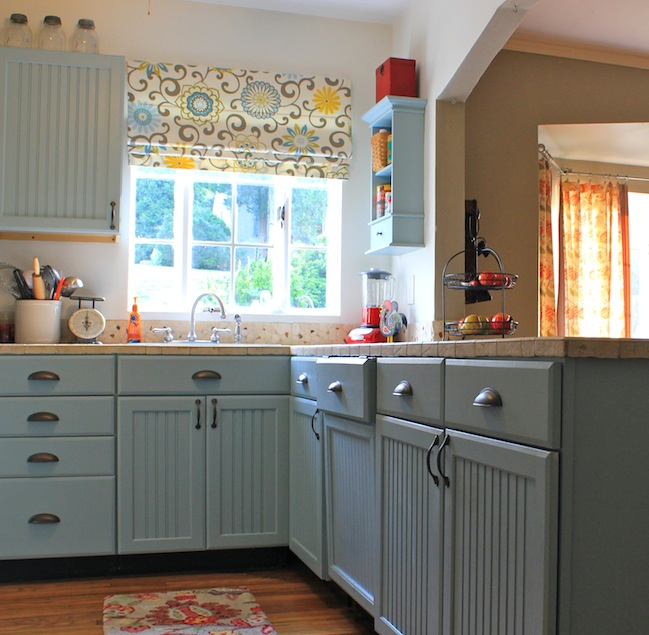 Image of: do it yourself small kitchen makeover