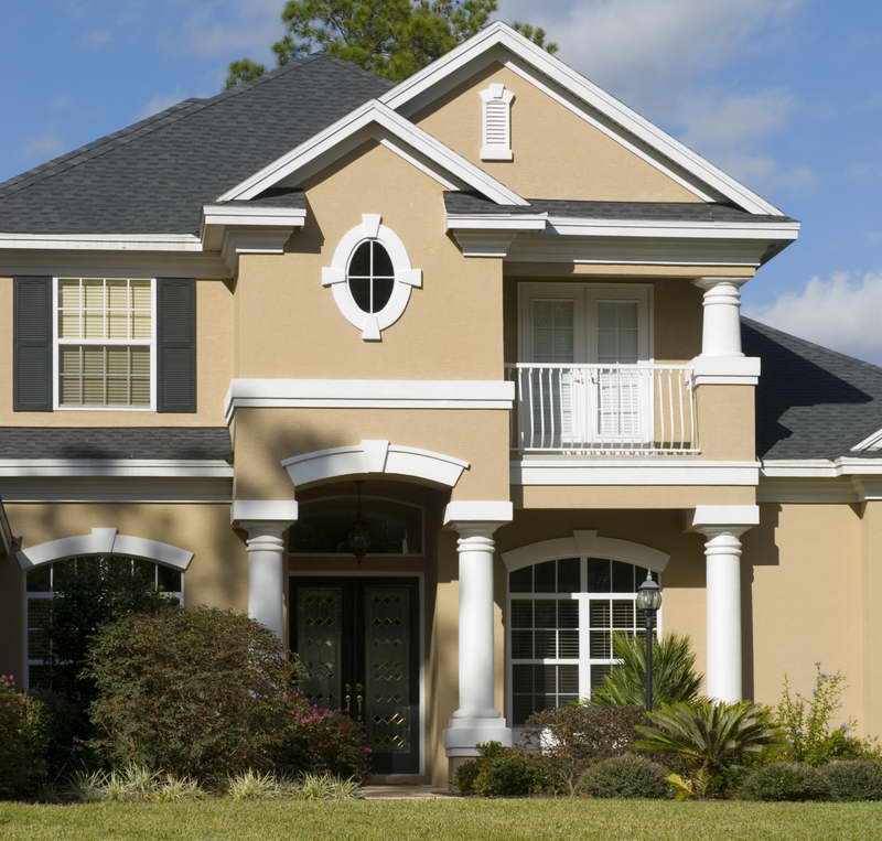 exterior paint ideas for a house
