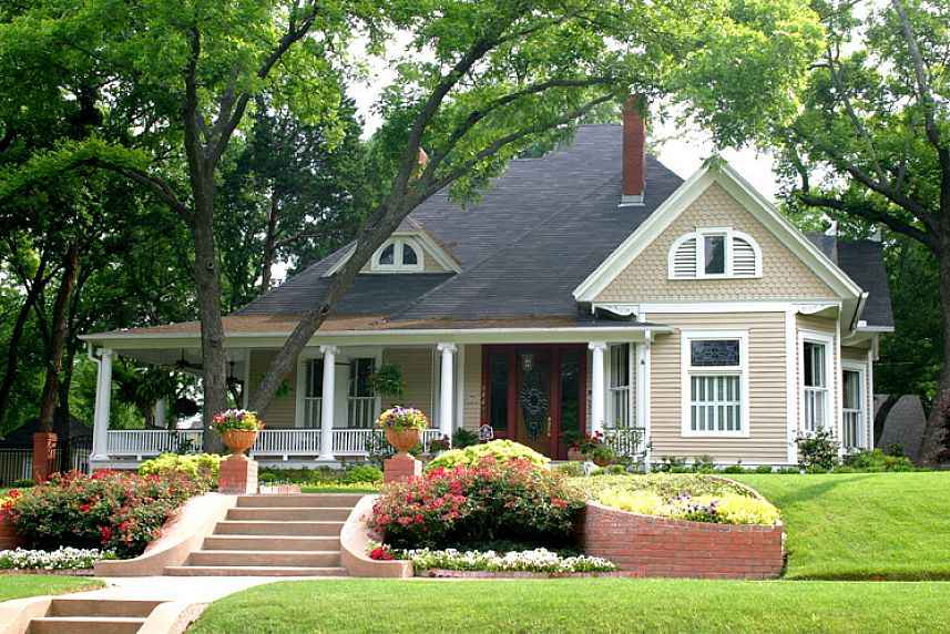 Image of: exterior paint ideas for houses