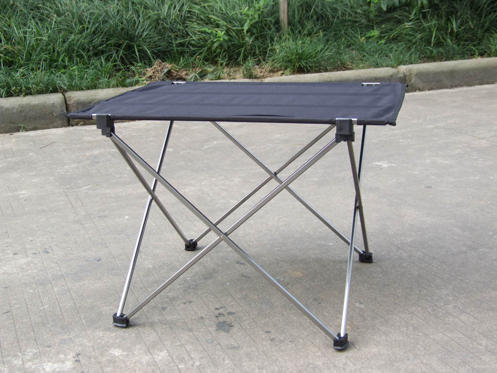 Image of: folding camp table