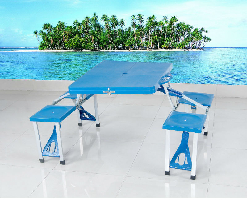 Image of: folding tables camping