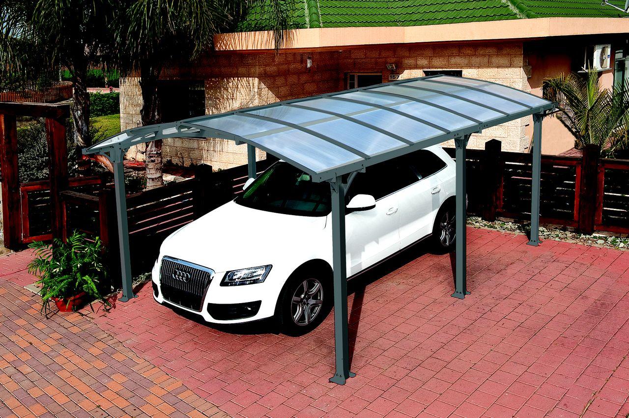Image of: free standing carport designs