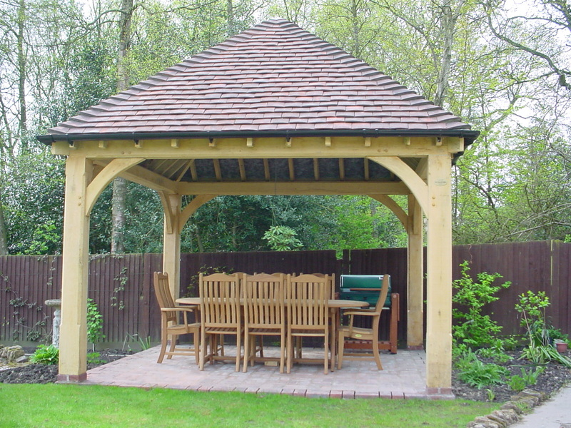 Image of: gazebos designs