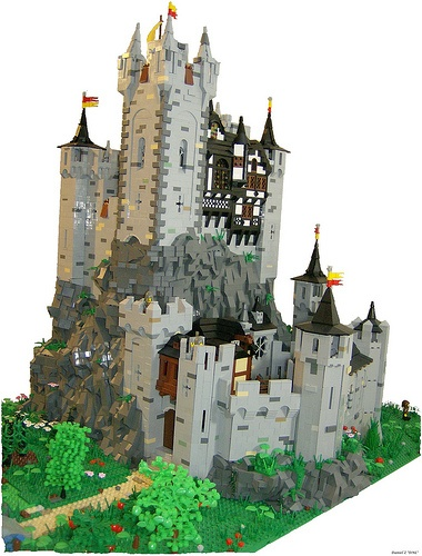 great lego building ideas