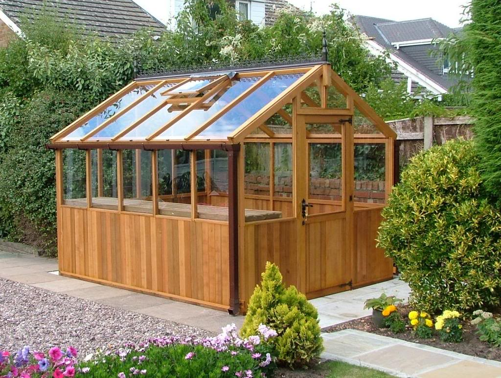 Image of: greenhouse design and build