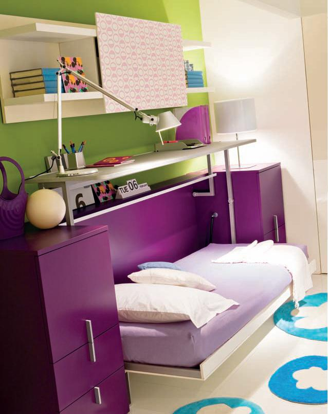 Image of: ideas for extremely small bedrooms