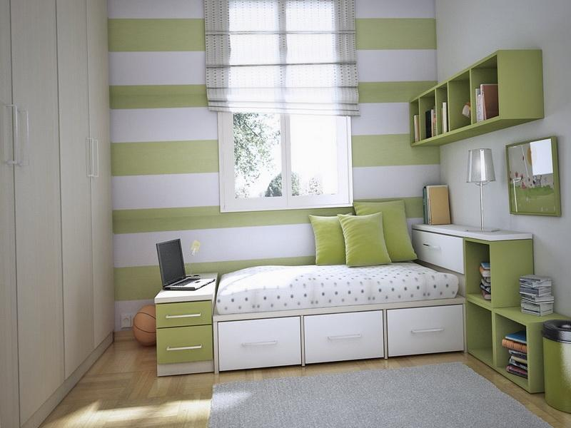 Image of: ideas for small bedrooms photos