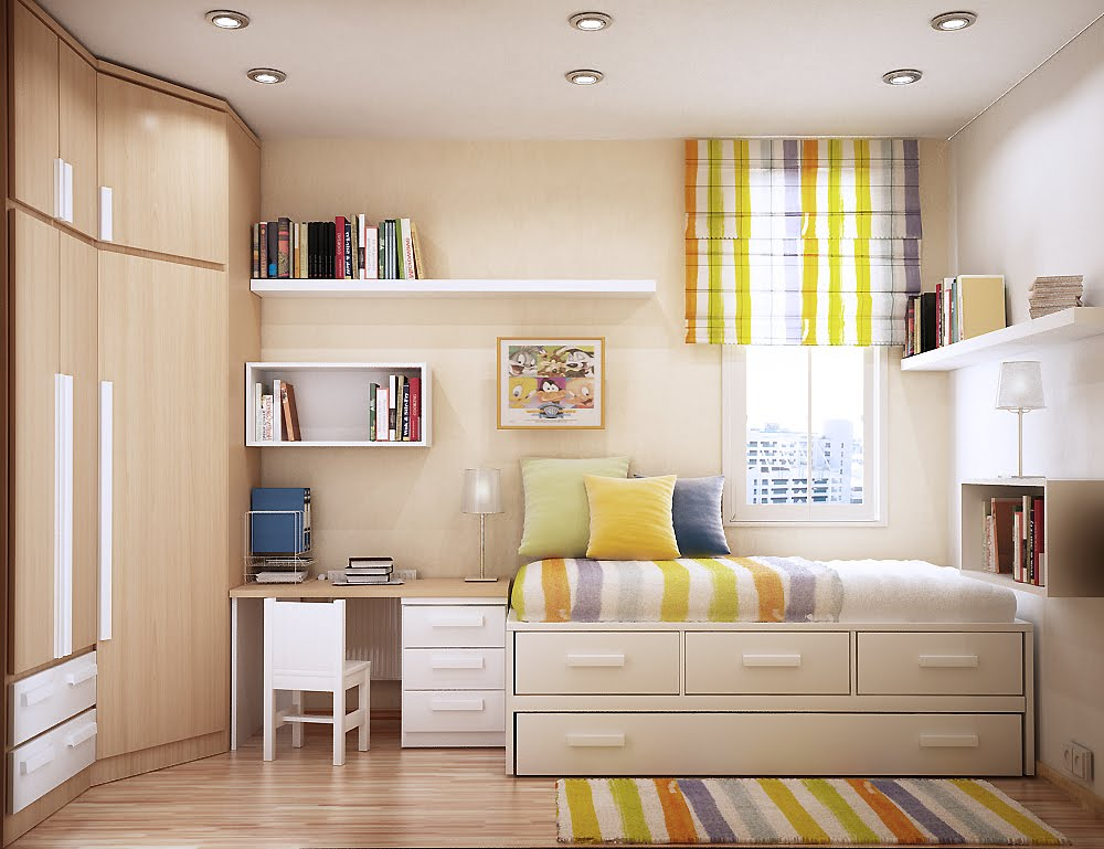 Image of: ideas for small extra bedroom