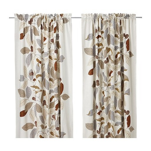 Image of: ikea kitchen drapes