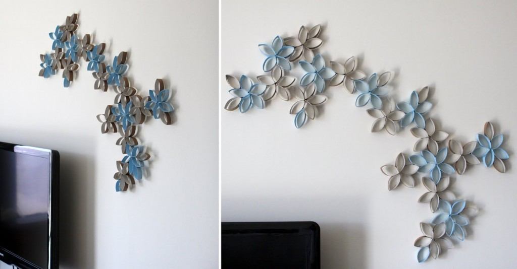 inexpensive diy wall art ideas