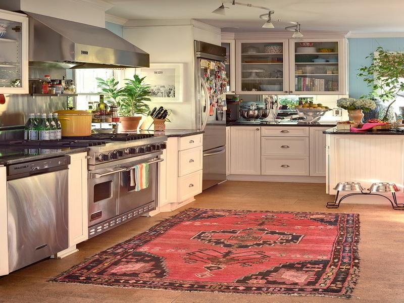 Image of: kitchen rug best